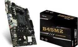Biostar B45M2: плата для недорогого ПК на платформе AMD