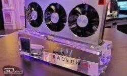 Благодаря DirectML видеокарта Radeon VII получит аналог ИИ-сглаживания NVIDIA DLSS