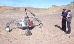 Британские учёные протестировали марсоход Sherpa с ИИ, способный перемещаться до километра в день