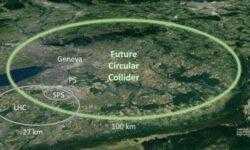 CERN планирует построить гигантский коллайдер, превышающий по размерам БАК в четыре раза