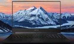 CES 2019: Игровые ноутбуки GIGABYTE Aero с оптимизацией характеристик на базе ИИ