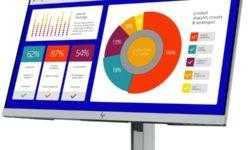 CES 2019: Монитор HP EliteDisplay E243p Sure View с «защитой от подглядывания»