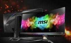 CES 2019: Монитор MSI Optix MPG341CQR для любителей игр и стримеров
