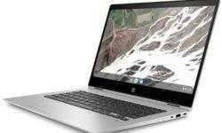 CES 2019: Ноутбук HP Chromebook x360 14 G1 можно использовать в качестве планшета
