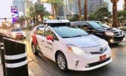 CES 2019: Робомобиль «Яндекс.Такси» покоряет дороги Лас-Вегаса
