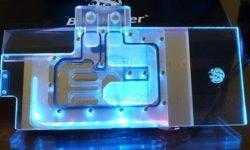 CES 2019: водоблоки, вентиляторы и стаканы для жидкого азота на стенде Bitspower