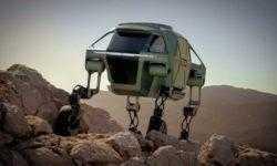 #CES | Спасательный автомобиль Hyundai с четырьмя ногами