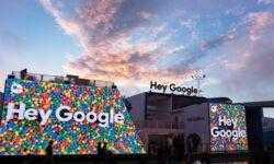 Что покажет Google на своей огромной площадке CES 2019?