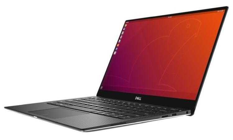 Фото Dell XPS 13 9380 Developer Edition: ноутбук на платформе Ubuntu 18.04 LTS