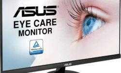 Дуэт мониторов ASUS Eye Care с безрамочным дизайном