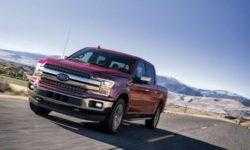 Ford разрабатывает полностью электрический пикап серии F