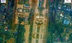 Фото дня: первые снимки с борта ДЗЗ-спутников «Канопус-В» №5 и №6
