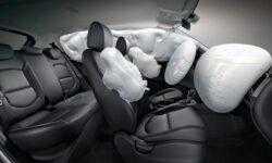 Hyundai разработала подушки безопасности от многократных ударов