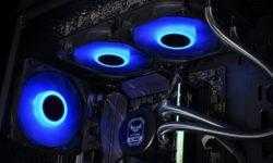 ID-Cooling Auraflow X 240 TGA: СЖО с подсветкой для чипов AMD и Intel