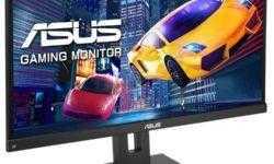 Игровой монитор ASUS VP279QGL с поддержкой FreeSync имеет время отклика в 1 мс
