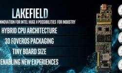 Intel Lakefield: гибридный процессор Atom + Core в 3D