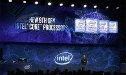 Intel расширила семейство Core девятого поколения: пять новых моделей без графики и Core i5-9400