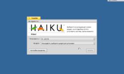 [Из песочницы] Haiku β1 — сделаем /b/ OS великой снова