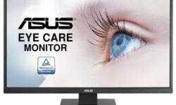 Монитор ASUS VA279HA Eye Care подходит для работы и игр