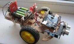 Опыт создания первого робота на Ардуино (робот-«охотник»)