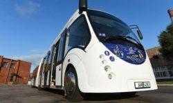 Парк электроавтобусов в Москве превысил 40 единиц