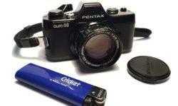 Pentax Auto 110: «в каком кулаке камера?»