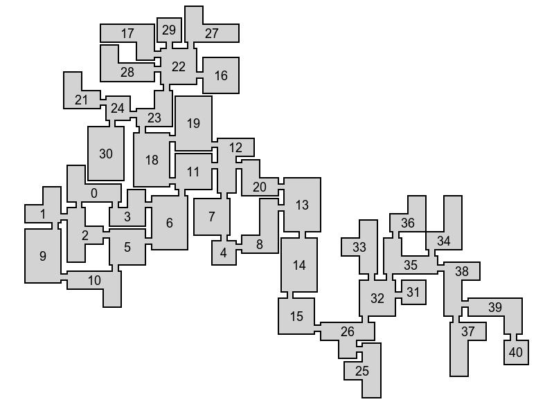 Фото [Перевод] Генератор подземелий на основе узлов графа