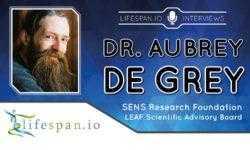 [Перевод] Клинические испытания на пороге – интервью с Обри де Греем