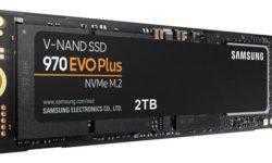 Samsung 970 EVO Plus: скоростные твердотельные накопители на 96-слойной памяти