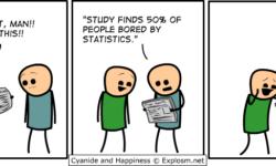 Теория счастья. Статистика, как научный способ чего-либо не знать
