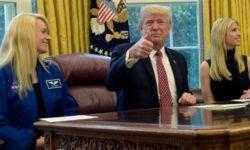 Трамп предлагал NASA любую сумму за осуществление посадки на Марс во время его президентства