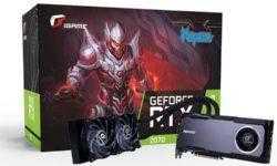 Ускоритель Colorful iGame GeForce RTX 2070 Neptune OC получил жидкостное охлаждение