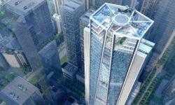 В Китае возобновили строительство «автономного небоскреба»