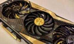 Видеокарта MSI GeForce RTX 2080 Ti Lightning Z показалась на «живых» фото