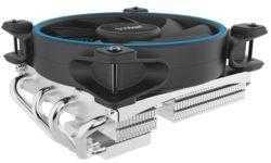 Высота кулера Ainex GI-46U для компактных систем составляет 75 мм