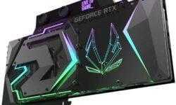 Zotac готовит видеокарту GeForce RTX 2080 Ti ArcticStorm с водоблоком полного покрытия