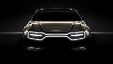 Фото Новый электромобиль KIA объединяет элементы спорткара, седана и кроссовера