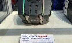 Arctic Freezer 50 TR: кулер для Ryzen Threadripper с возможностью пассивного охлаждения