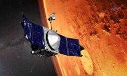 Чем займется марсианский спутник MAVEN в 2020 году?