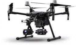 DJI представила новую универсальную серию промышленных дронов Matrice M200 V2