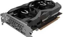Длина ускорителей ZOTAC GeForce GTX 1660 Ti не превышает 210 мм