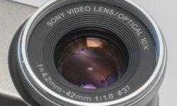 Древности: двадцатилетняя фотокамера на дискетах