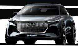 Электрокар Audi Q4 e-tron выйдет не ранее конца 2020 года