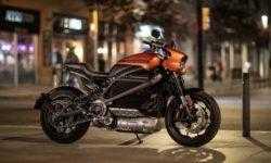 Электроскутер и горный мотоцикл Harley-Davidson впечатлили экстремалов