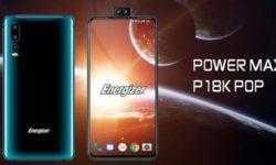 Energizer Power Max P18K Pop: смартфон с аккумулятором на 18 000 мА·ч