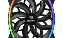 Enermax SquA RGB: вентилятор охлаждения с необычным дизайном