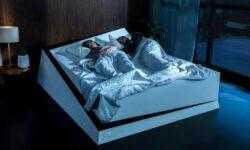 Ford создала «умную» кровать, решающую проблему многих семейных пар