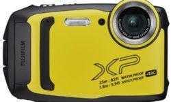 Fujifilm FinePix XP140: компактный фотоаппарат в защищённом исполнении