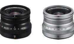 Fujifilm Fujinon XF16mmF2.8 R WR: компактный объектив для всепогодной съёмки