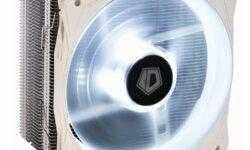 ID-Cooling SE-214L-SNOW-V2: башенный кулер для процессоров AMD и Intel